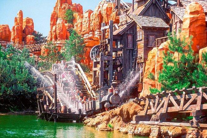 Entrada a 1 o 2 parques de Disneyland Paris con traslado desde París, Paris, FRANCIA