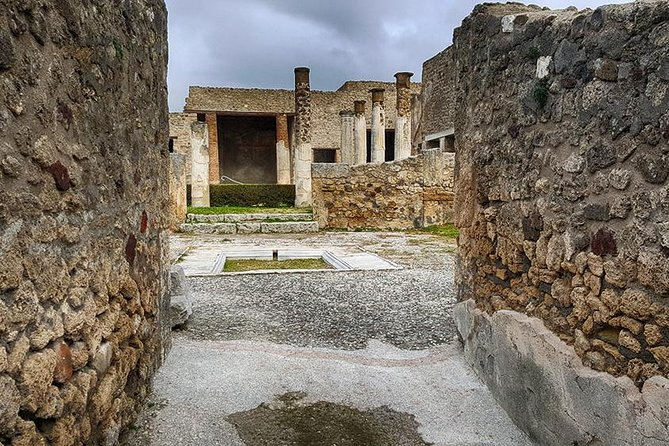 Pompeii and Amalfi Coast Private Day Trip, Sorrento, ITALY