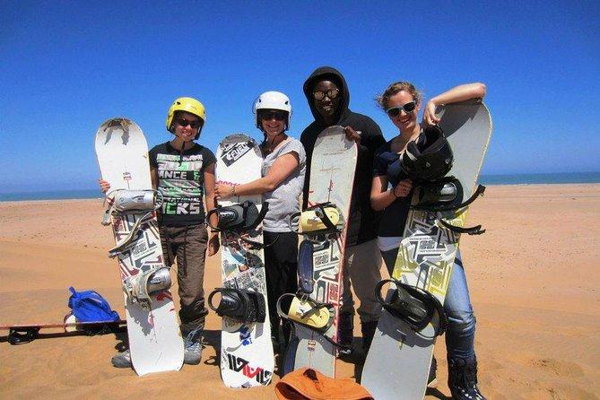 Sandboarding Swakopmund Namibia, Swakopmund, NAMIBIA