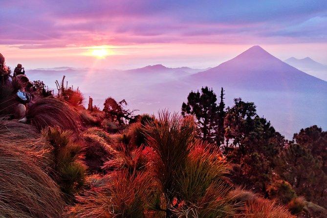 Acatenango Volcano Tour, Antigua, Guatemala