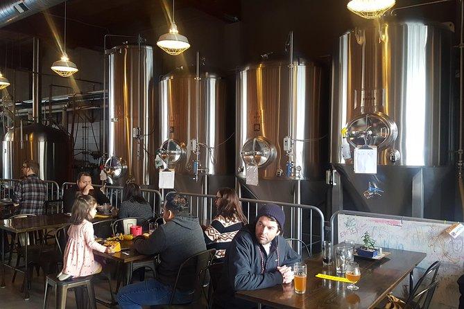 Eugene Brewery Tour, Eugene, OR, ESTADOS UNIDOS