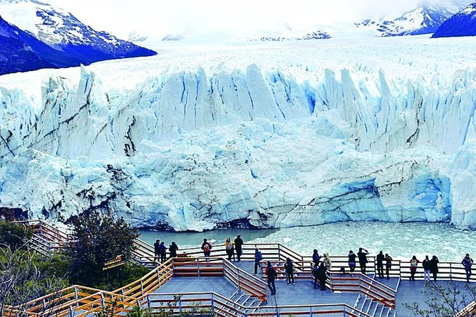 CALAFATE SAFARI NAUTICO and WALKING FOOTBRIDGES Best of Perito Moreno, El Calafate, ARGENTINA
