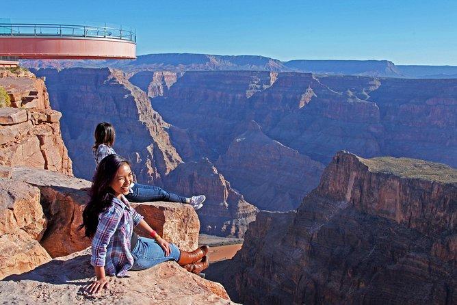 Escapada al West Rim del Gran Cañón y la presa Hoover desde Las Vegas con Skywalk opcional, Las Vegas, NV, ESTADOS UNIDOS