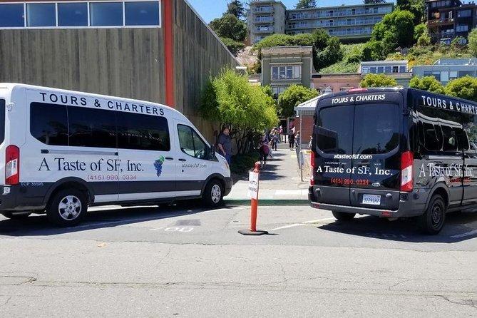 Small-Group Tour: San Francisco City Tour Including Muir Woods and Sausalito, San Francisco, CA, ESTADOS UNIDOS