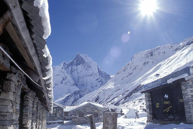 Annapurna Base Camp Trekking, Katmandu, NEPAL