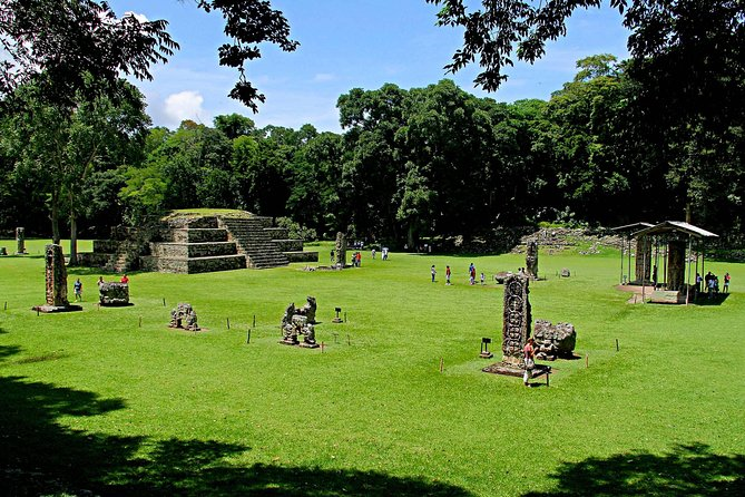 Copan Archeological Tour, Copan, HONDURAS