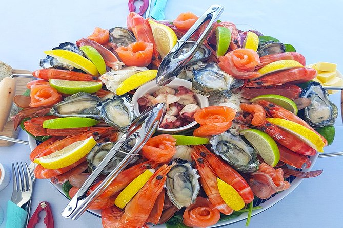 Rottnest Island Wild Seafood Package with Round Trip Ferry from Fremantle, Fremantle, AUSTRALIA