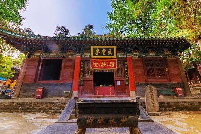 2-Day Private Tour: Shaolin Temple & Longmen Grottoes from Jinan by Bullet Train, Jinan, CHINA