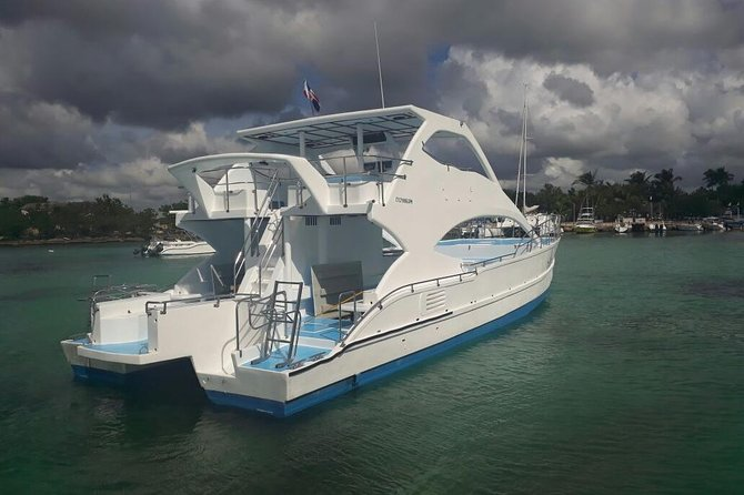 Saona Island- Private Yacht All-Inclusive Excursion, Punta de Cana, DOMINICAN REPUBLIC