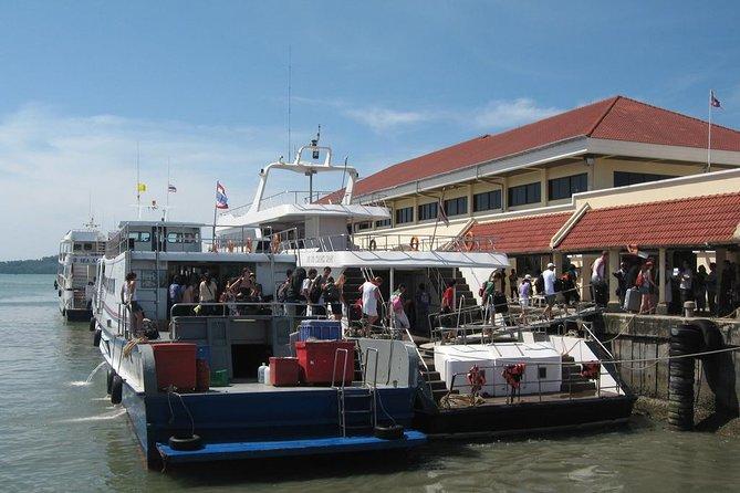 Ao Nang to Phuket by Ao Nang Princess Ferry, Krabi, TAILANDIA