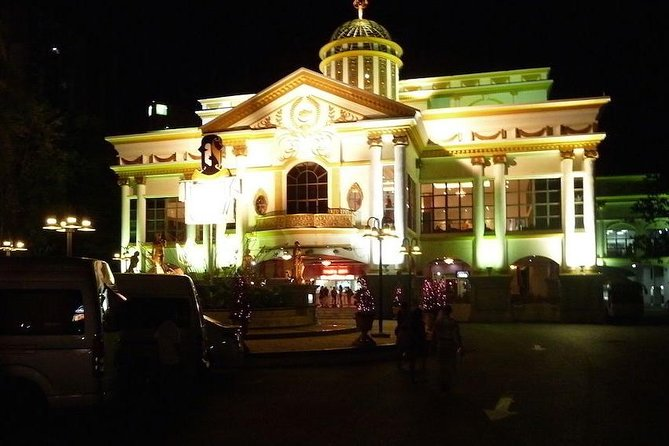 Tiffany's Cabaret Show, Pattaya, Thailand