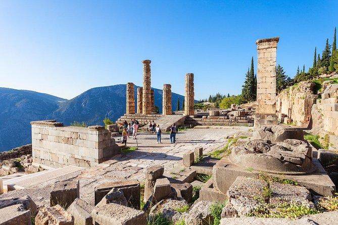 Excursión de 2 días a Delfos y Meteora desde Atenas, Atenas, GRECIA