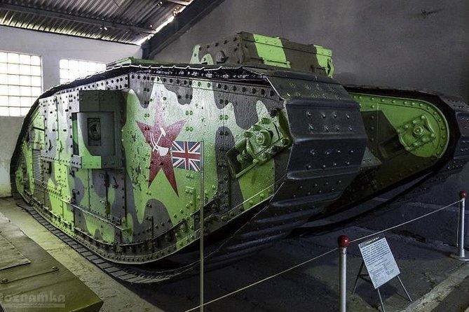 Excursión privada: Museo Kubinka Tank desde Moscú., Moscu, RUSIA