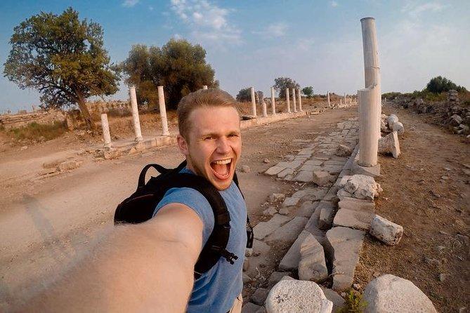 Un día en Delos desde Miconos, Miconos, GRECIA