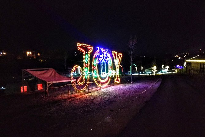 Branson Christmas Light Tours 8:00 pm, Branson, MO, ESTADOS UNIDOS