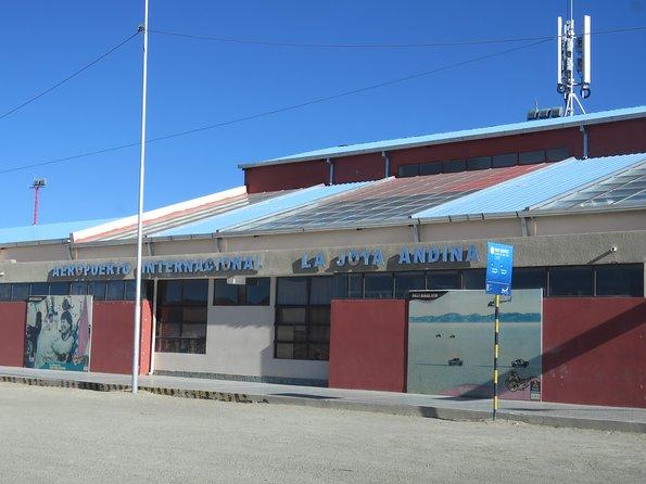 Private Transfer from Uyuni Airport to Colchani Hotels., Uyuni, BOLIVIA