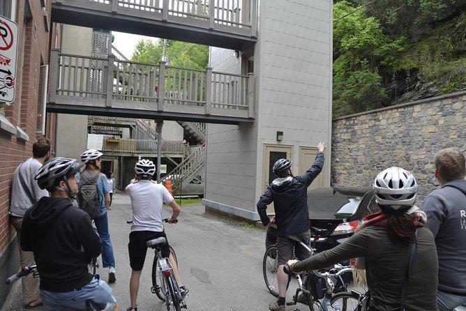 Día completo en la ciudad de Quebec: recorrido en bicicleta, crucero turístico y almuerzo, Quebec, CANADA