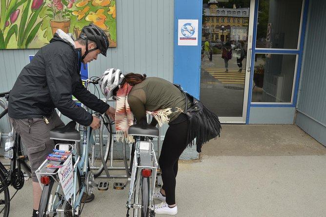 Full-Day Bike Rental in Québec City, Quebec, CANADA
