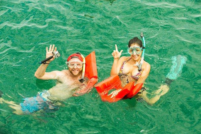 Ecoaventura en catamarán con todo incluido desde Manuel Antonio, Quepos, COSTA RICA