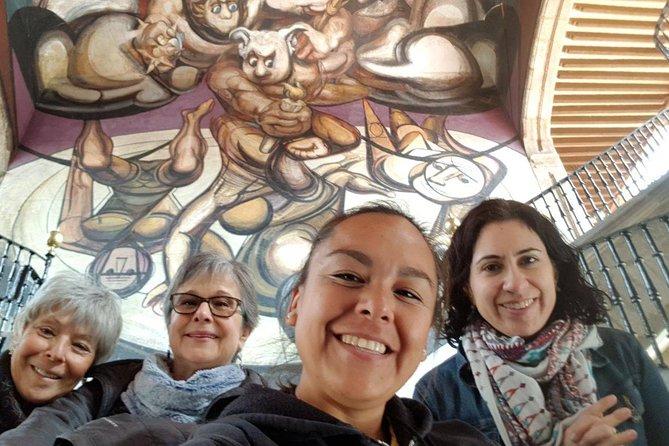 Recorrido a pie para grupos pequeños por el Muralismo de Ciudad de México, Ciudad de Mexico, MEXICO