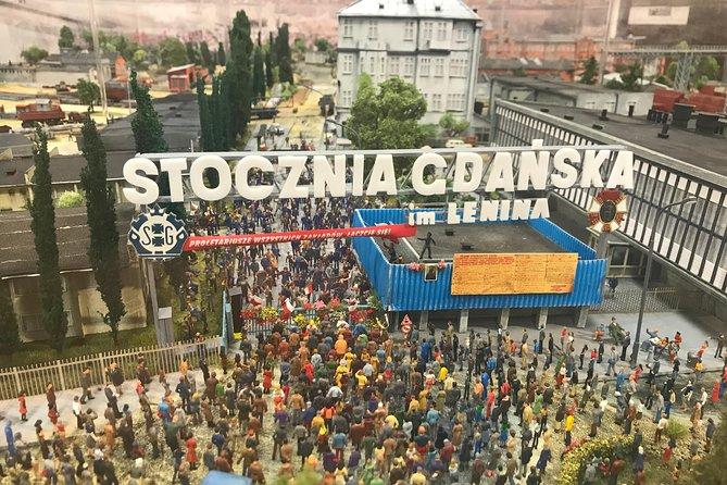 Gdańsk Solidarity (ECS) and Shipyard Tour, Gdansk, Poland