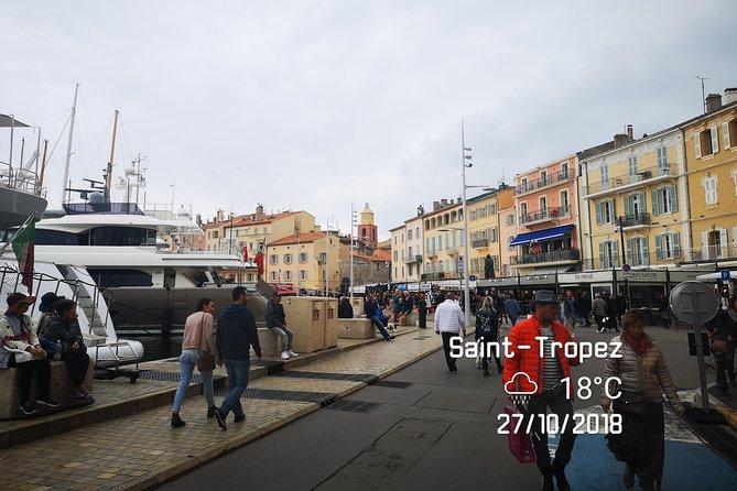 Day Trip to Saint Tropez and bormes les Mimosas, Arles, França