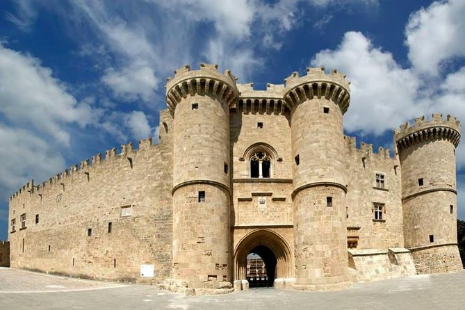 Private Tour Rhodes, Acropolis, Master Palace of Knights & Old Town of Rhodes, Rhodes, GRECIA