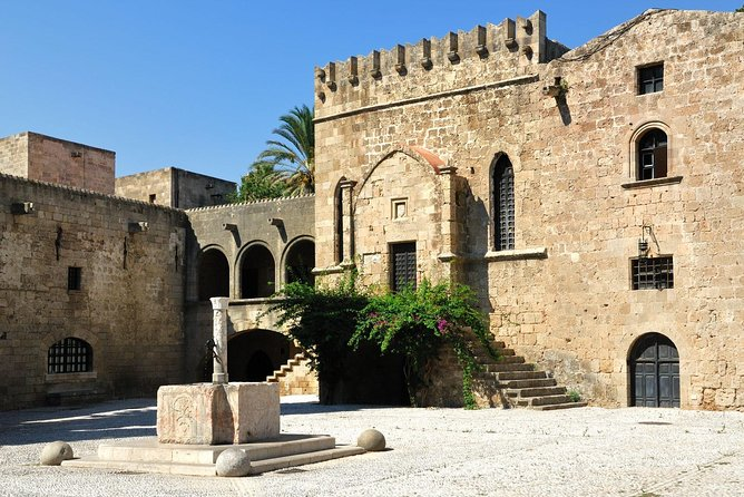 Private Tour Rhodes, Acropolis, Master Palace of Knights & Old Town of Rhodes, Rhodes, Grécia