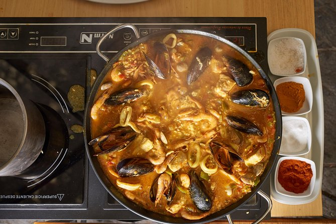 Cordoba Spanish Cooking Class & Market Tour, Cordoba , Espanha