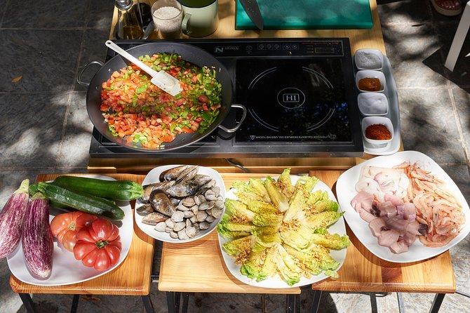 Clase de cocina española en Córdoba y visita al mercado, Cordoba , ESPAÑA