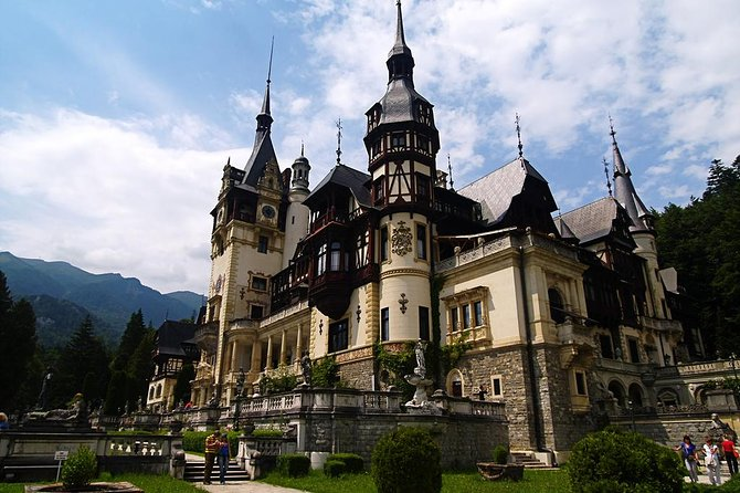 MÁS FOTOS, Day trip:Peles Castle , Bran Castle and Rasnov Fortress Tour from Brasov