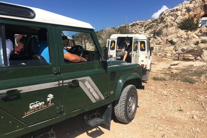 Caves Jeep Safari from Protaras & Ayia Napa, Ayia Napa, CHIPRE