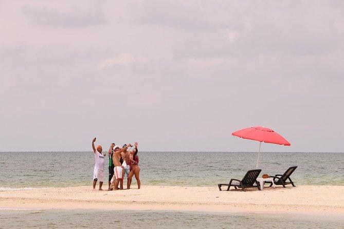 Bendita Beach - Islas del Rosario, Cartagena de Indias, COLOMBIA