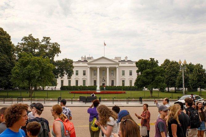 Washington DC in One Day: Guided Sightseeing Tour, Washington DC, ESTADOS UNIDOS