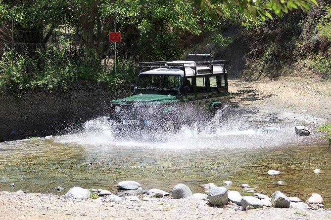 Troodos Jeep Safari from Protaras,Ayia napa & Larnaca, Protaras, CHIPRE
