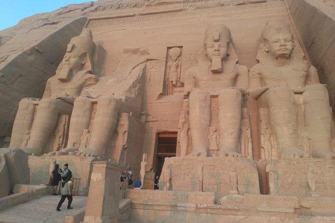 2 Nights Tours Luxor, Aswan, Hot Air Balloon & Abu Simbel by Plane from Cairo, Guiza, EGIPTO