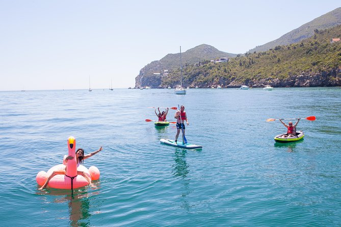 Ocean Bliss: Excursão particular de dia inteiro em iate por Arrábida, saindo de Lisboa, Lisboa, PORTUGAL