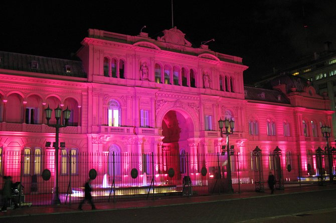 Buenos Aires by Night Small-Group City Tour, Buenos Aires, ARGENTINA