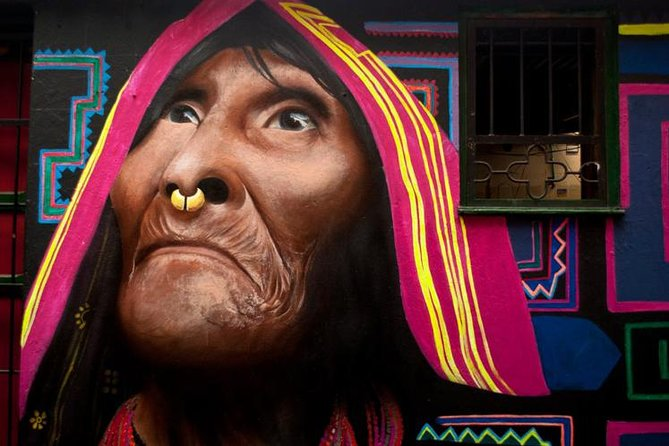 5-hour Bogota Street Art Tour with transportation, Bogota, COLOMBIA