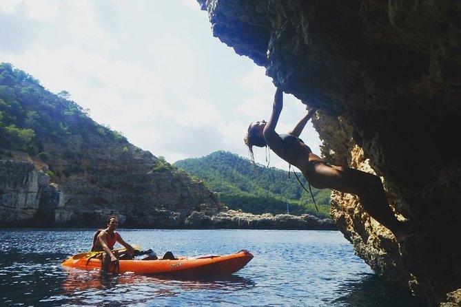 Ibiza - Xarraca Bay- Kayaking Tour MultiActivity, Ibiza, ESPAÑA