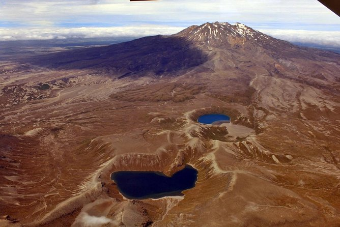 1-Hour Scenic Flight over Lake Taupo and Mt Ruapehu, Taupo, NUEVA ZELANDIA