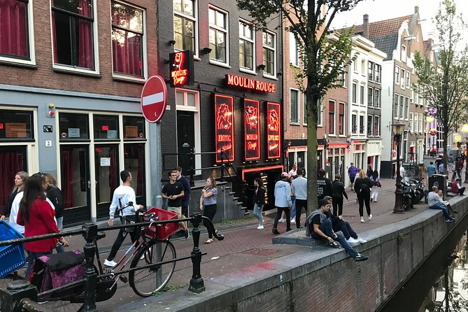 Private Tour: Amsterdam Red Light District and Coffee Shop Tour, Amsterdam, HOLANDA