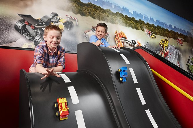 Skip the Line: LEGOLAND® Discovery Center Boston Admission Ticket, Cambridge, MA, ESTADOS UNIDOS