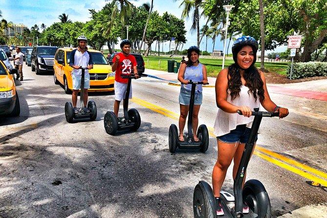 Miami Beach Art Deco Segway Tour, Miami, FL, UNITED STATES