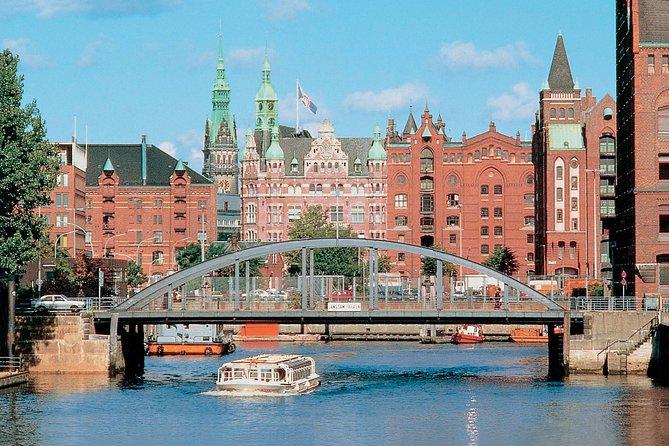 5-Day Overnight Coach Tour from Hamburg to Stuttgart, Hamburgo, ALEMANIA