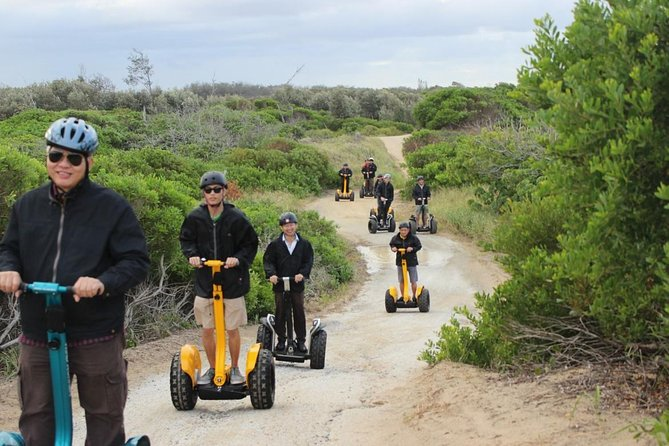 Gold Coast Segway Safari Adventure: 90-minutes, Gold Coast, AUSTRALIA