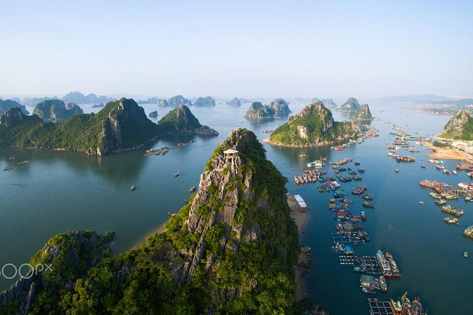 Halong Bay 1 Day With Deluxe Cruise, Halong Bay, VIETNAM