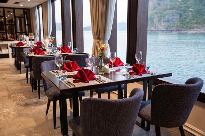 Jade Sails - The Most Luxurious Day Tour In Halong Bay, Halong Bay, VIETNAM