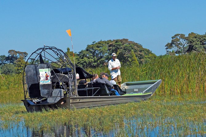 One Hour Airboat Tour from St. Cloud, Orlando, FL, UNITED STATES