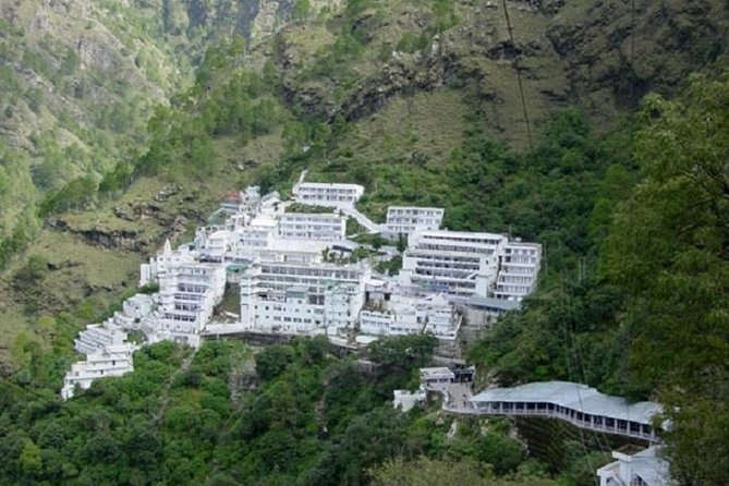 Embark on a holy journey to Shri Mata Vaishno Devi Temple in Jammu by train. In India, Mata Vaishno Devi is a Hindu Temple that is considered as the mother who fulfills whatever her children wish for. She resides in a Holy Cave located in the folds of the three peaked mountain at an altitude of 5200 ft named Trikuta (pronounced as Trikoot) that attracts millions of devotees every year. The yatris have to undertake a trek of nearly 12 km from the base camp in the town Katra. The darshans are in the shape of three natural rock formations called the Pindis. Also enjoy a sightseeing day tour in Jammu City followed by a train ride to New Delhi. Spend half day exploring New Delhi before you head back to Patna.